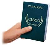 Cisco Certified Passport Hands