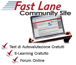 Fast Lane Community Site